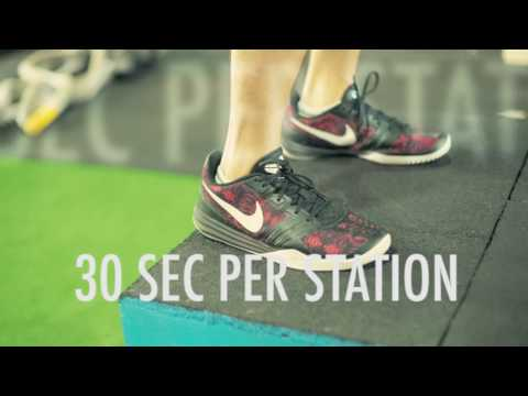 Watch and find out how 360 Circuit Training works!