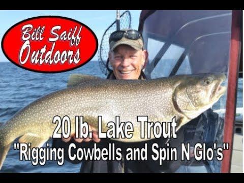 20lb. Lake Trout