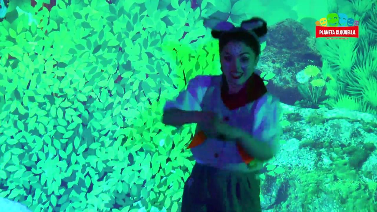 Igiena - Cantec pentru Copii + Dans pentru Copii - Povestea Gogoasa   Teatrul Planeta Clounella