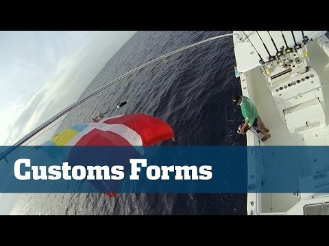 Bahamas Customs & Immigration Ask The Experts Checking In - Florida Sport Fishing TV