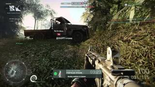 Medal of Honor: Warfighter - Multiplayer Gameplay (PC)