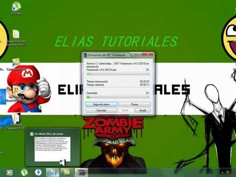 how to fix net framework v4 0.30319