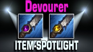 LoL: Devourer OP? - Item-Spotlight [Patch 5.13]