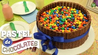 ¿Cómo preparar Pastel de Chocolates? - Cocina Fresca