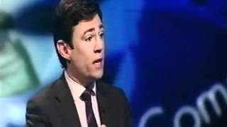 BMA warns private firms to control budgets in NHS REFORMS - Andy Burnham says DROP BILL (Newsnight)