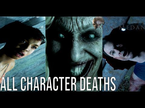 Man of Medan All Deaths + Bad Ending (The Dark Pictures Anthology Man of Medan)