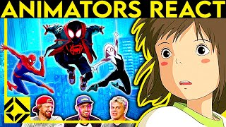 Animators React to Bad & Great Cartoons 2