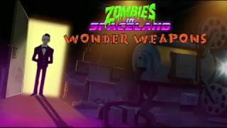 Zombies in Spaceland Wonder Weapons FAST GUIDE W/TIME STAMP JUMPS