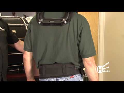 Pearl Airframe Pipe Band Snare Carrier