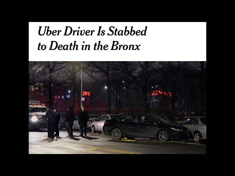 Uber Driver Murdered In The Bronx