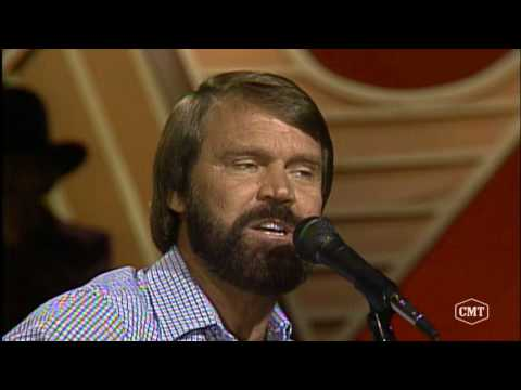 Glen Campbell Performs