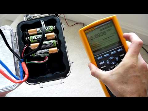 Mini Solar Powered USB Charger Part 2 & Fluke 287 Intro