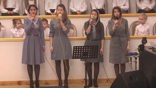 Церковь Божия - мой дом / Песня