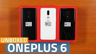 OnePlus 6 Unboxing and First Look | What