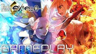 Défouloir de Musou - Fate/EXTELLA | GAMEPLAY