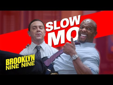 Slow Motion | Brooklyn Nine-Nine