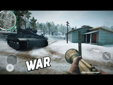 Top 15 Best WAR Games For Android & IOS!