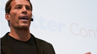 Tony Robbins What you need to do in your 20s to be more successful in your 30s