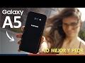 SAMSUNG GALAXY A5 (2017) ¿Vale la pena comprar?
