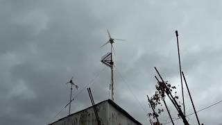 Первые выводы по Дачнику и первая зафиксирована мощность под 500 ватт