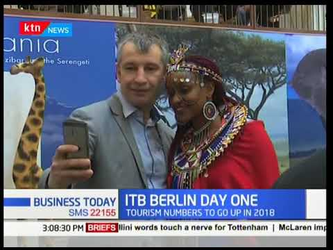 ITB Berlin Day One: Kenya presents the country's tourism sector to the world