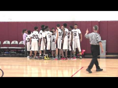 2016 CREC Middle School Boys Basketball Championship