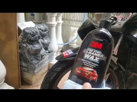 Kem xóa vết xước 3M One Step Wax 39006 - xử lý vết trầy xước và làm bóng trong 1 bước
