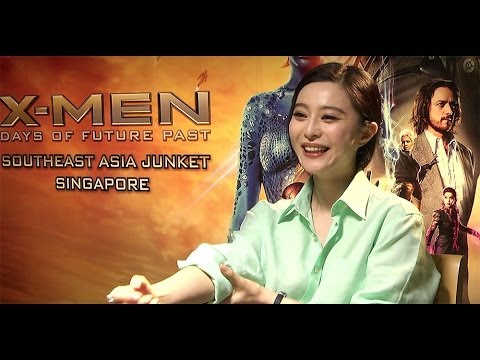 TODAY talks to Fan Bingbing about 'X-Men: Days Of Future Past ...
