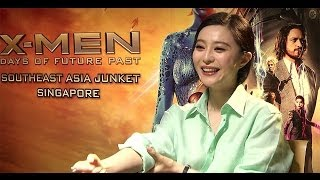 TODAY talks to Fan Bingbing about 'X-Men: Days Of Future Past'