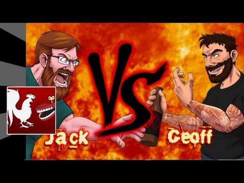 VS Episode 4: Geoff vs. Jack - Sega Bass Fishing | Rooster Teeth