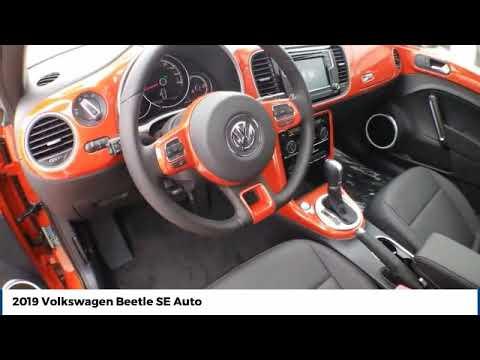 2019 Volkswagen Beetle Street Volkswagen of Amarillo Presents VN0579