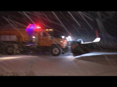Winter weather causes severe driving conditions in northern New Mexico