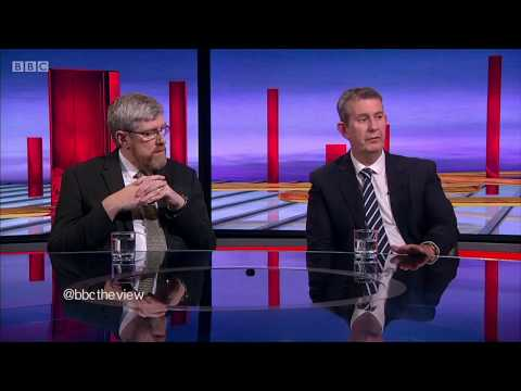 John O'Dowd & Edwin Poots on The View