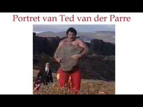 Portret van Ted van der Parre.