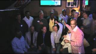 1986 Mets 25th Anniversary Celebration Raw video of Team photo