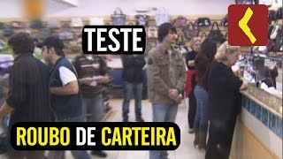 ROUBO DE CARTEIRA | TESTE DO CORONATO thumbnail