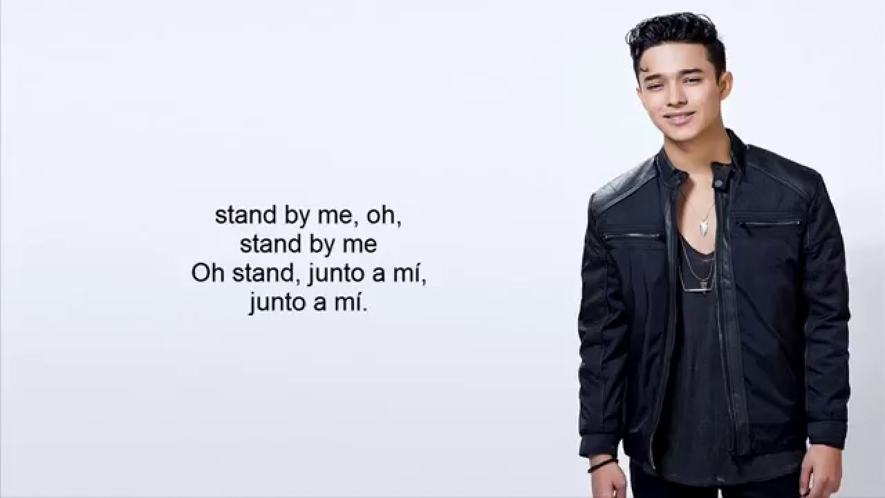 Prince royce stand by me lyrics video