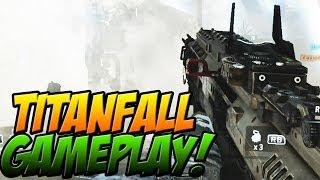 TITANFALL GAMEPLAY! (Ein Spiel mit großem Potenzial!) - Gameplay Commentary!