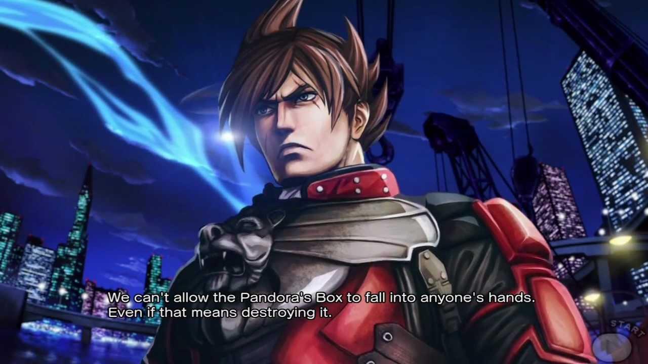 Street Fighter X Tekken: Lars & Alisa Opening/Ending