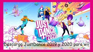 Just Dance Wii 1
