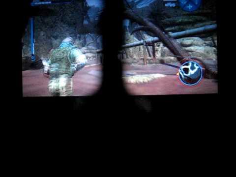 3D Demo - Playstation 3 (PS3) - James Cameron