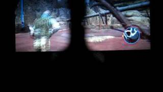 3D Demo - Playstation 3 (PS3) - James Cameron