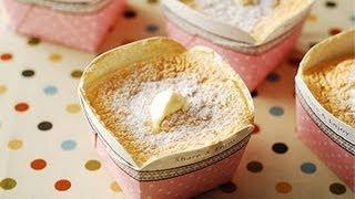 (杨桃美食网) 北海道戚风蛋糕