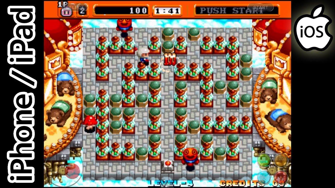 jogo bomberman para celular touch screen