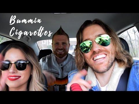 Maren Morris - Bummin Cigarettes IN THE CAR COVER VIDEO