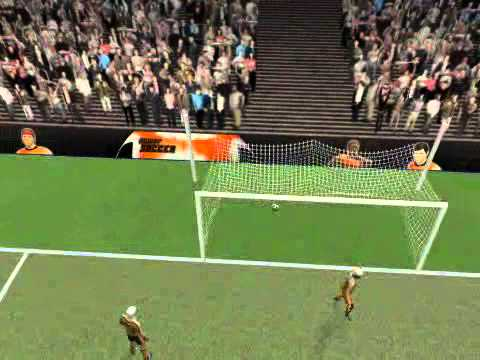 (HooliNerd) Nice Goal in Power Soccer 002