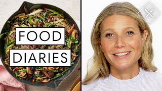 Everything Gwyneth Paltrow Eats in a Day | Food Diaries: Bite Size | Harper's BAZAAR