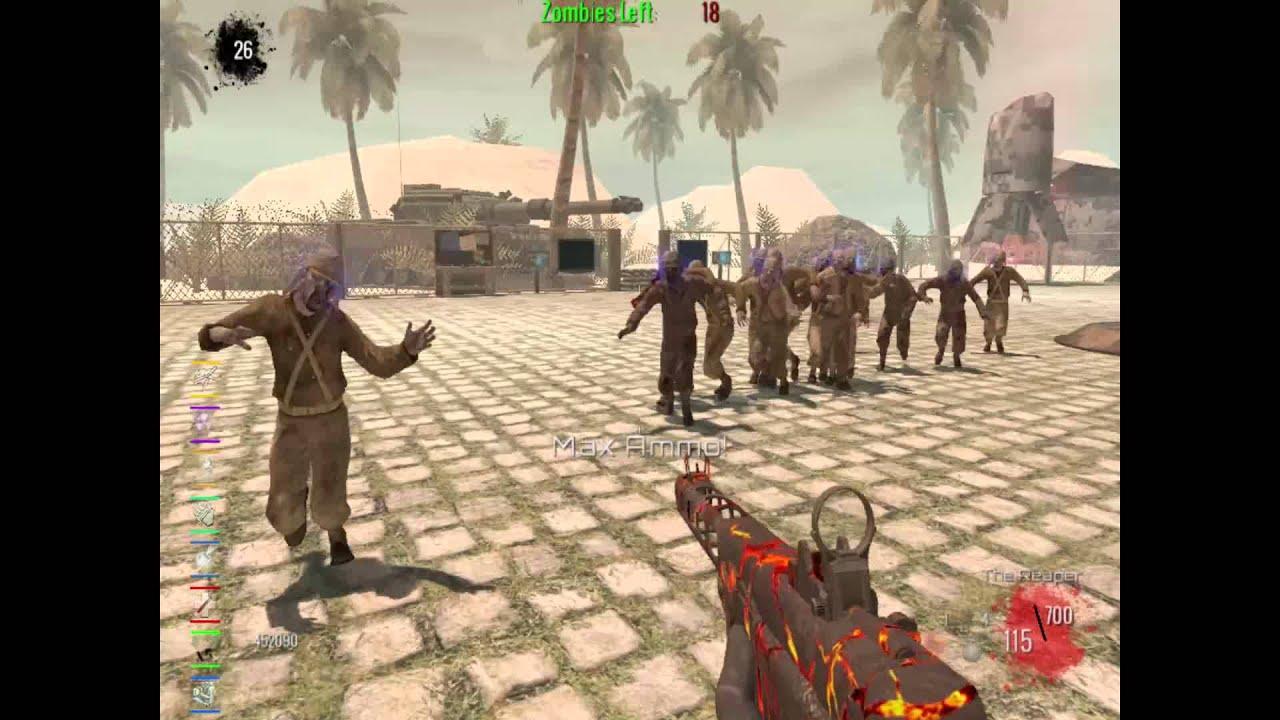 Map Custom World At War: Call Duty World at War Zombies ...