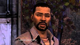 """The Walking Dead: The Game - Episode 3 """"Long Road Ahead"""" (Full episode)"""