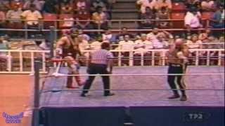 WWC: Hercules Ayala vs. Ox Baker (1985)
